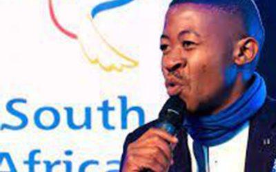 Message from SA Friends of Israel Spokesperson, Bafana Modise